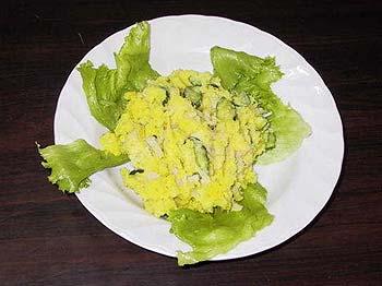 さつま芋サラダ
